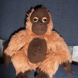 Обезьяна,обезьянка,мягкая игрушка