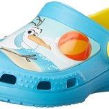 Кроксы crocs Kids' CC Olaf р.12/13-19,5см. Оригинал