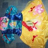 Прокат и продажа детских новогодних костюмов - лягушка, белоснежка