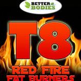T8 Red Fire - убийца лишнего жира Мощное похудение с первого же дня применения