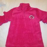 Пушистый свитер для девочки, размер 116