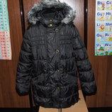 куртка пальто деми еврозима марк спенсер 9-10 лет