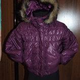 куртка синтапон деми 1-2 года 80-92 см