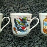 Детские чашки керамические украинского производства