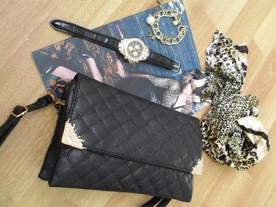 511778c5b32b Новая, изящная сумочка с железными уголками.: 270 грн - клатчи и ...