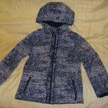 Розовые, синие, разноцветные куртки-ветровочки софт-шел Тополино