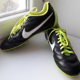 Бутсы копочки кроссовки Nike Tiempo Найк оригинал