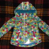 Красивая практичная куртка, комбинезон Тополино 98-122