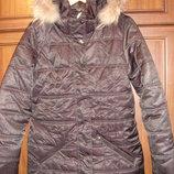Новая курточка-пуховик Frontpage