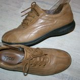 рр 39 - 25,3 см ботинки кожа от Ecco