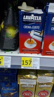 Итальянский кофе LAVAZZA. Обвал цен. Более 600 отзывов