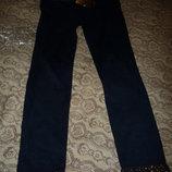 теплые джинсы фирменные