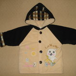 Демисезонная куртка на мальчика 12-18 мес.