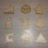 Игрушки для детского новогоднего праздника