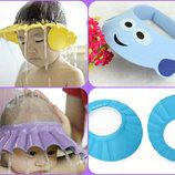 Шапочки- козырек для купания малышей и стрижки, от солнца