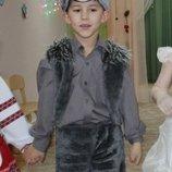 Карнавальный новогодний костюм Волк Прокат