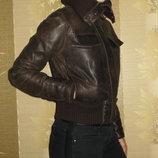 Кожаная куртка Bay