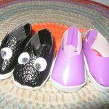 обувь для куклы Disney Animators дешево