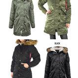 Женская куртка-парка ELYSE PARKA Alpha Industries