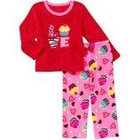 Флисовая пижама на 18-24м фирмы Healthtex