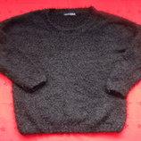 Тёплый свитер травка фирменный