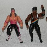 Фигурка борца- рестлера WWE ,цена за одну фигурку 144 гривны.