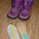 Сапоги резиновые,ботинки детские, дутики