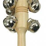Музыкальный инструмент звоночки 13 бубенчиков