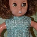 Коллекционная винтажная кукла шарниры редкая гдр Германия винтаж куколка