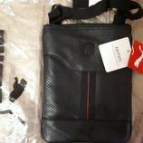 Спортивная сумка Puma Ferrari , черная, красная