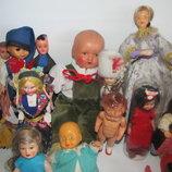 Мега лот.старинная кукла коллекционная винтаж антикварная куколка пупс германия композит целлулоид