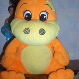 Мягкая игрушка динозаврик