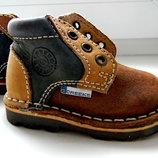 новые ботинки Creeks Испания р.18