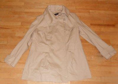 пальто тренч курточка коттон 16 размер