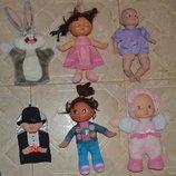 продам куклы 25-30см