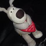 шикарная мягкая игрушка Собака Буфи Boofle Англия оригинал 15 см