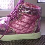 Демисезонные ботиночки сникерсы кеды