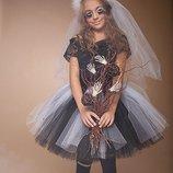 Карнавальный костюм мертвая невеста на хеллоуин