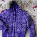 Продам куртку зимнюю. H&M. Рост 158-164 13-14 лет .