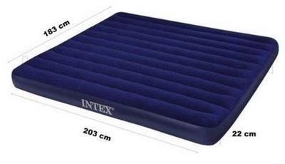 Большущий надувной матрас Интекс Низкая цена