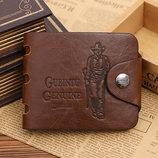 Мужской кошелек, портмоне, бумажник Bailini. Ек79