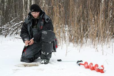 Наколенники для зимней рыбалки «Профессионал» IdeaFisher 01154