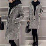 Шерстяное пальто Zara. Нова коллекция. Реал.фото.