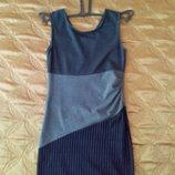 Платье трикотажное Bon Prix 36р на наш 46р