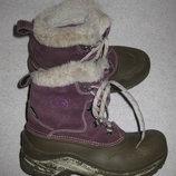 зимние термо ботинки, стелька 22,5 см, TheNorthFace