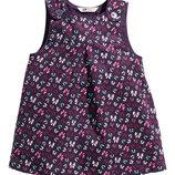 платье сарафан вельвет H&M 86