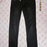 Клевые черные джинсы MNG Jeans Mango , р.36