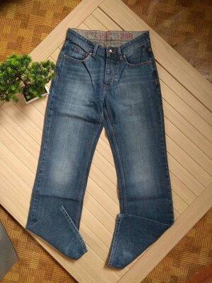 мужские джинсы брюки штаны Next Loose 28R / размер M