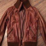 Maison Scotch кожаная куртка пуховик дубленка пиджак Armani Gucci