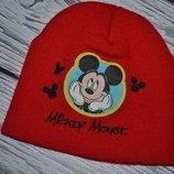 Обалденная фирменная шапка шапочка Микки Маус 52 см